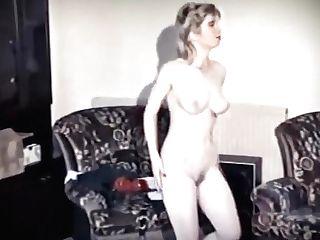 Pop Tart - Antique 80s Brit Teenage Nude Dance