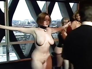 Retro Starlet Nina Hartley In Hot Predominance Bang-out Activity