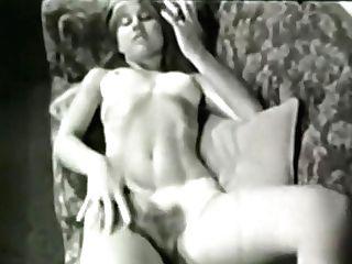 Glamour Nudes 637 1960's - Scene Five