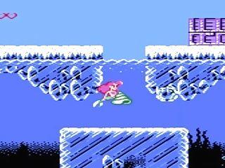 Mic Test - Update - Gameplay - Little Mermaid (nes).
