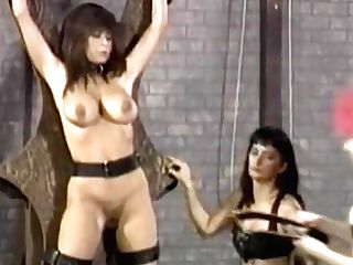 Antique Domination & Submission Lesbian Domination
